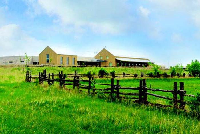 Oliver Kelley Farm.