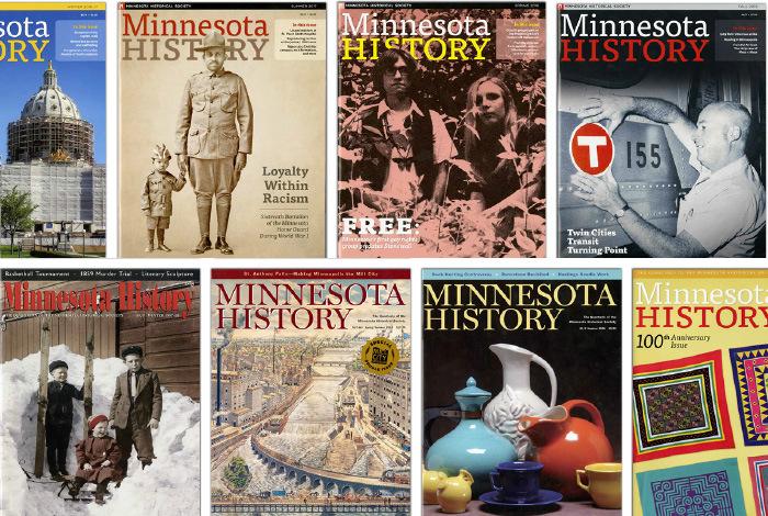 Minnesota History Magazine Index.