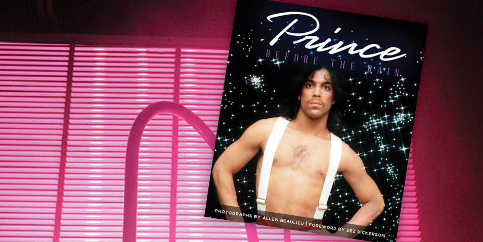 Prince before the rain book.