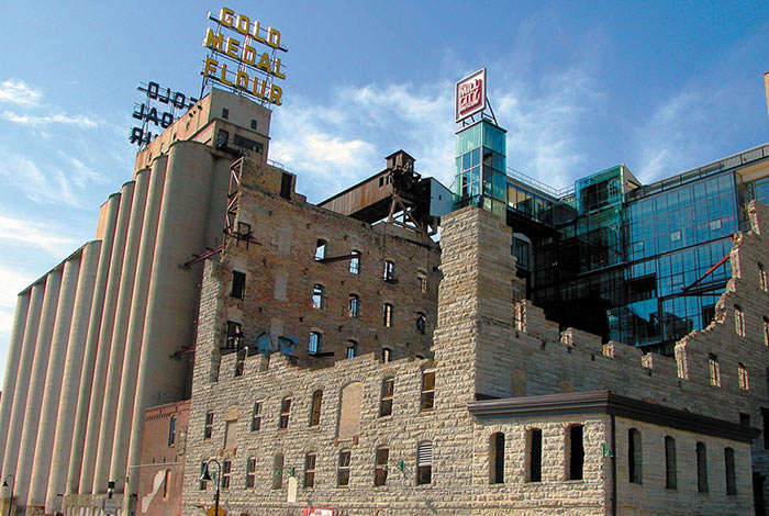 Mill City Museum Rental.
