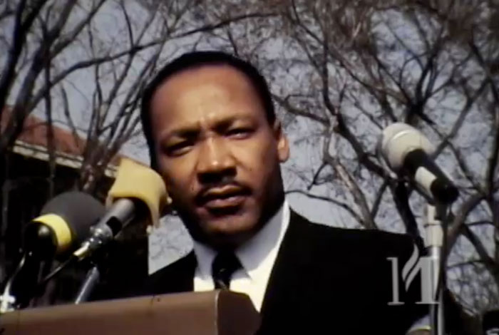Dr. King, 04/27/1967.