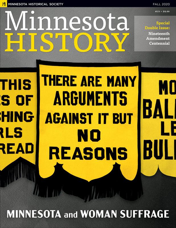 Minnesota History magazine.