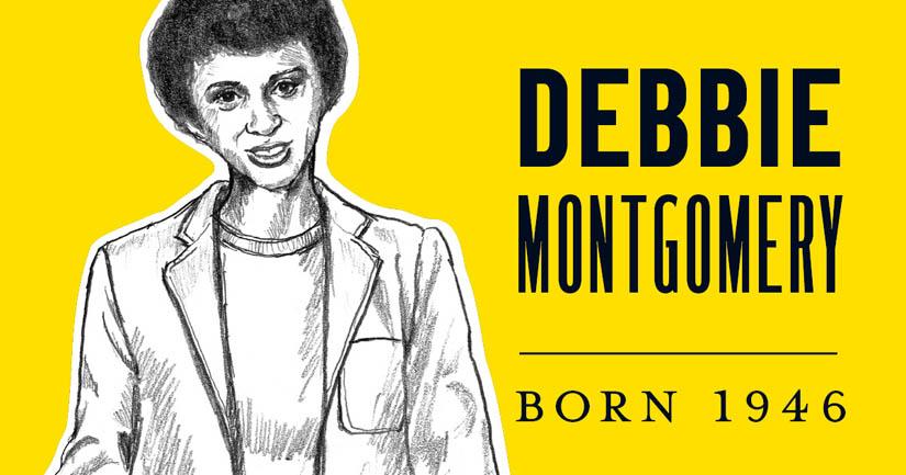 Debbie Montgomery.
