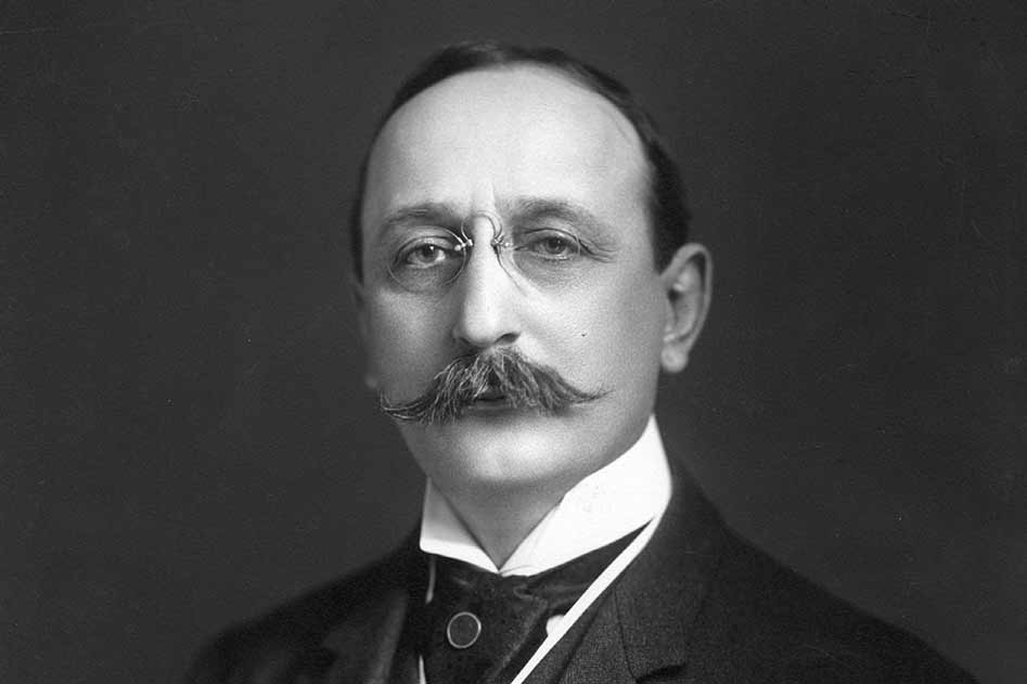 Photograph of Cass Gilbert