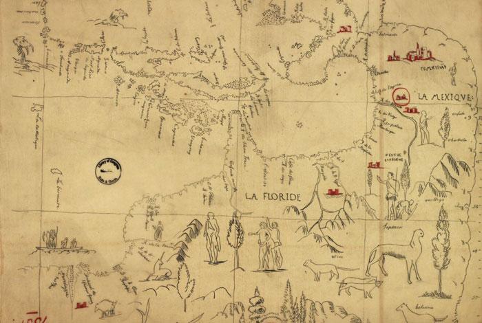 North America Maps (1542-2007).