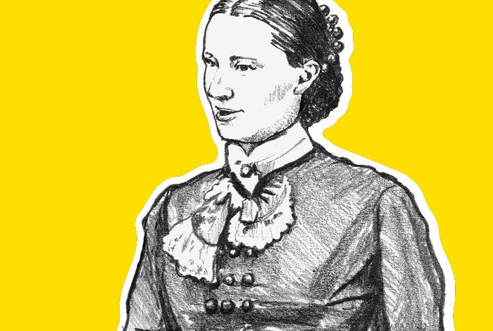 Julia B Nelson.