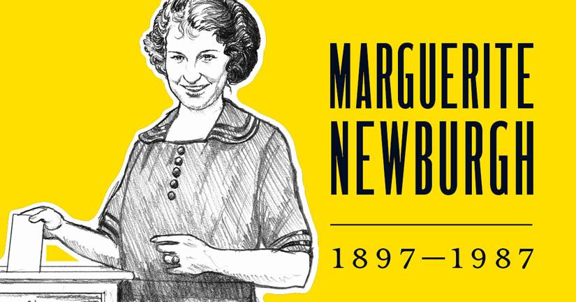 Marguerite Newburgh.