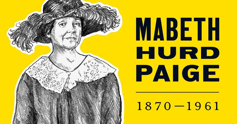 Mabeth Hurd Paige.