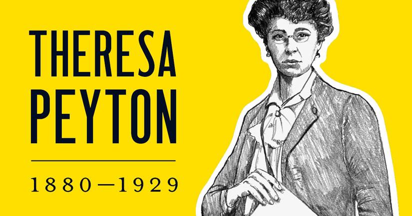Theresa Peyton.
