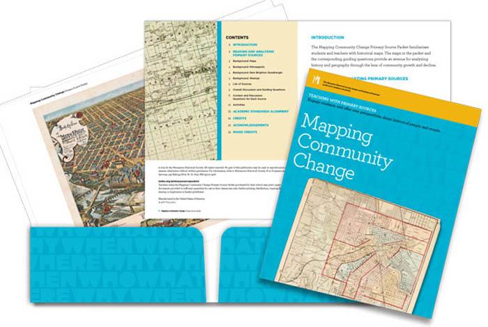 Mapping Community Change