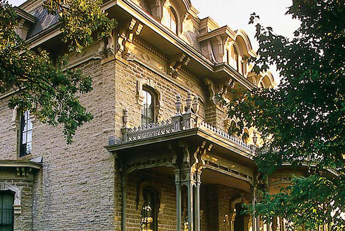 Alexander Ramsey House.