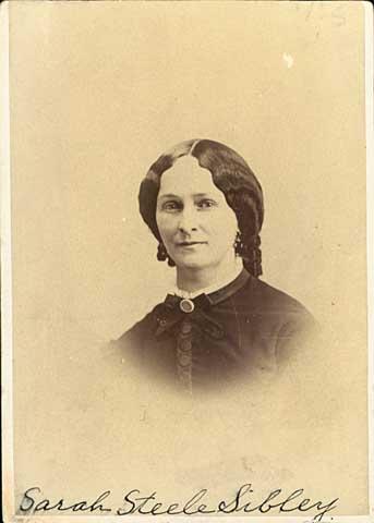 Sarah Steele Sibley.