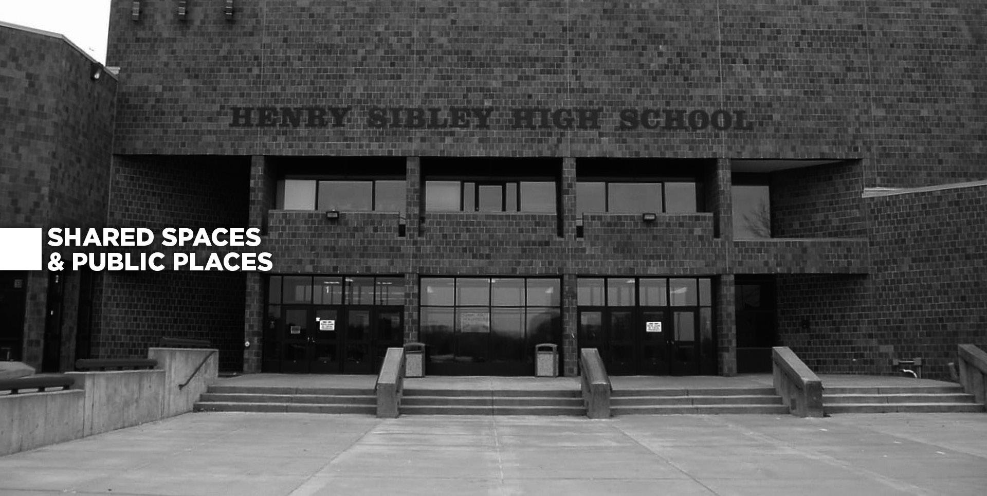 Henry Sibley High School.