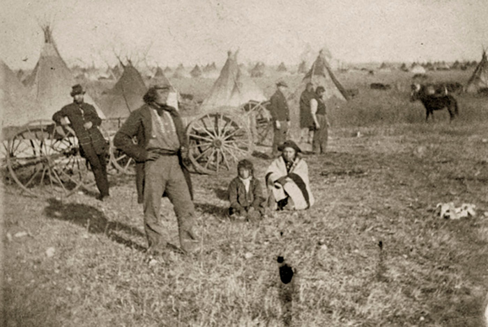 US-Dakota War of 1862.