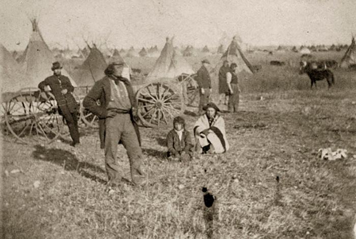 US-Dakota War of 1862.