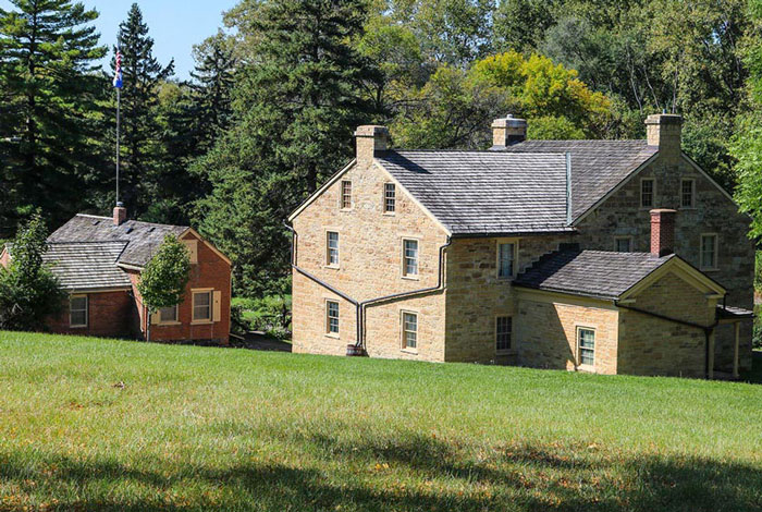 Sibley Historic Site.