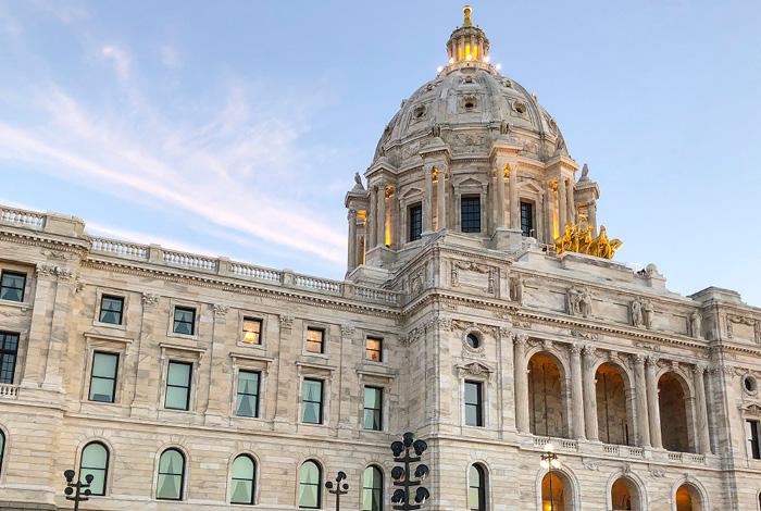 Minnesota State Capitol.