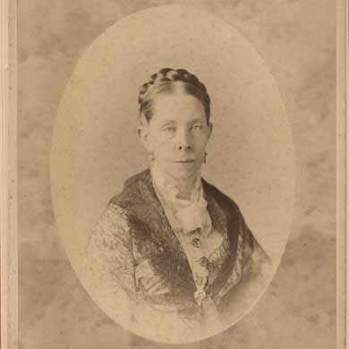 Portrait of Temperance Kelley