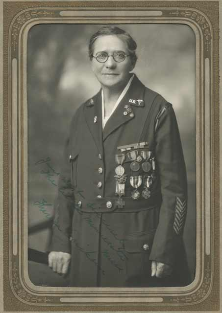 Theresa Ericksen, about 1930. Source: MNHS Collections.
