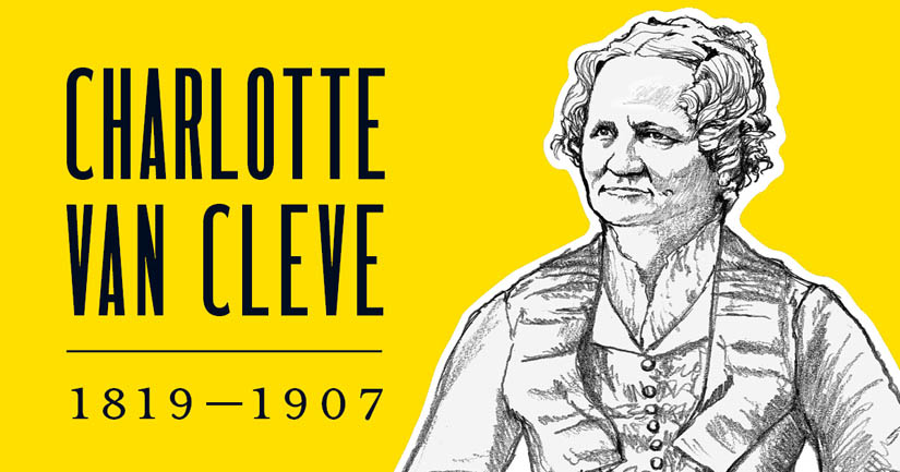 Charlotte Van Cleve.