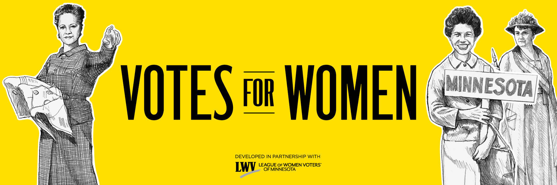 Votes for women.