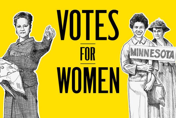 Votes for Women online exhibit.