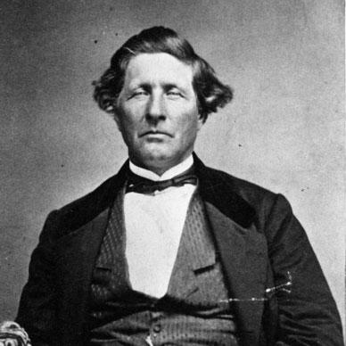William H. C. Folsom, 1875.