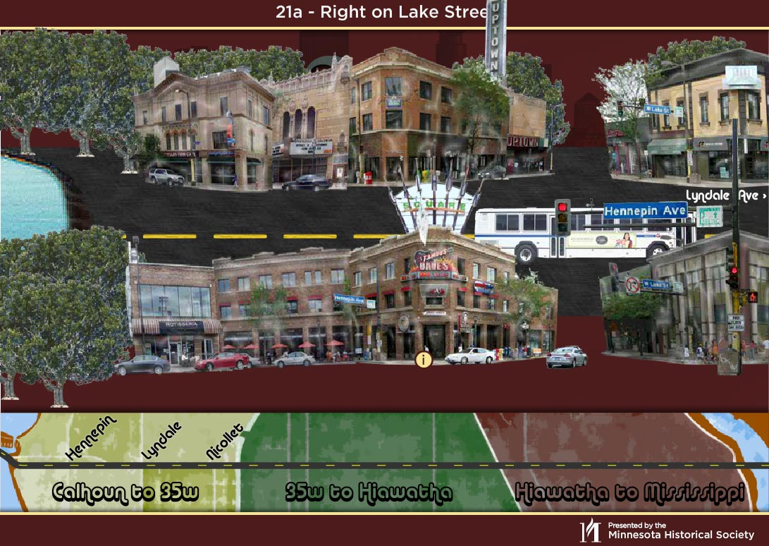 21A - Right on Lake Street screenshot
