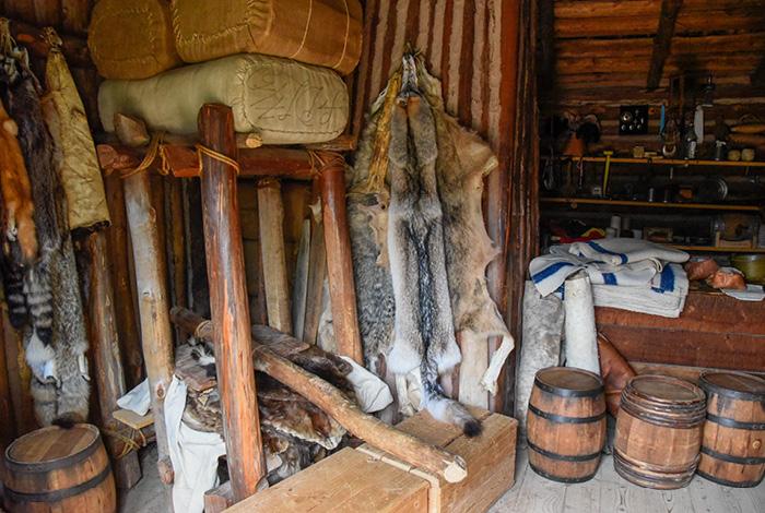 Snake River Fur Post.