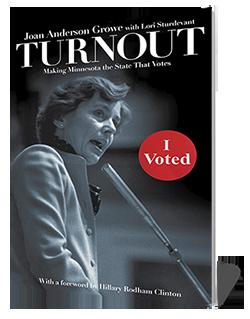 Turnout by Joan Growe.