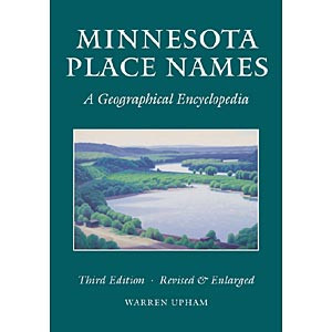 Minnesota Place Names book cover
