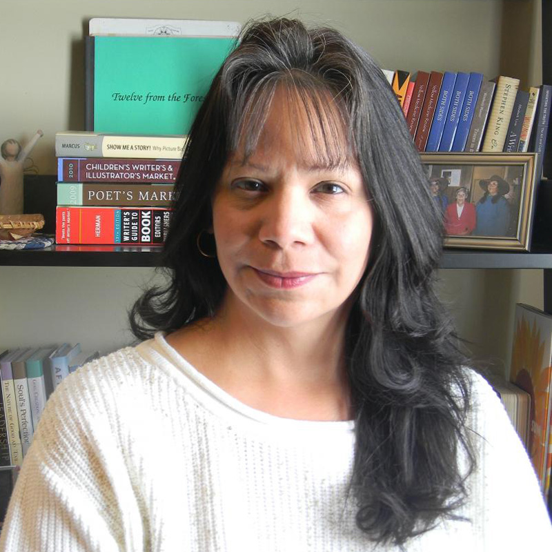 Cheryl Minnema, Waabaanakwadookwe (White Cloud Woman).