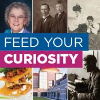 Feed your curiosity