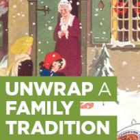 Unwrap a family tradition