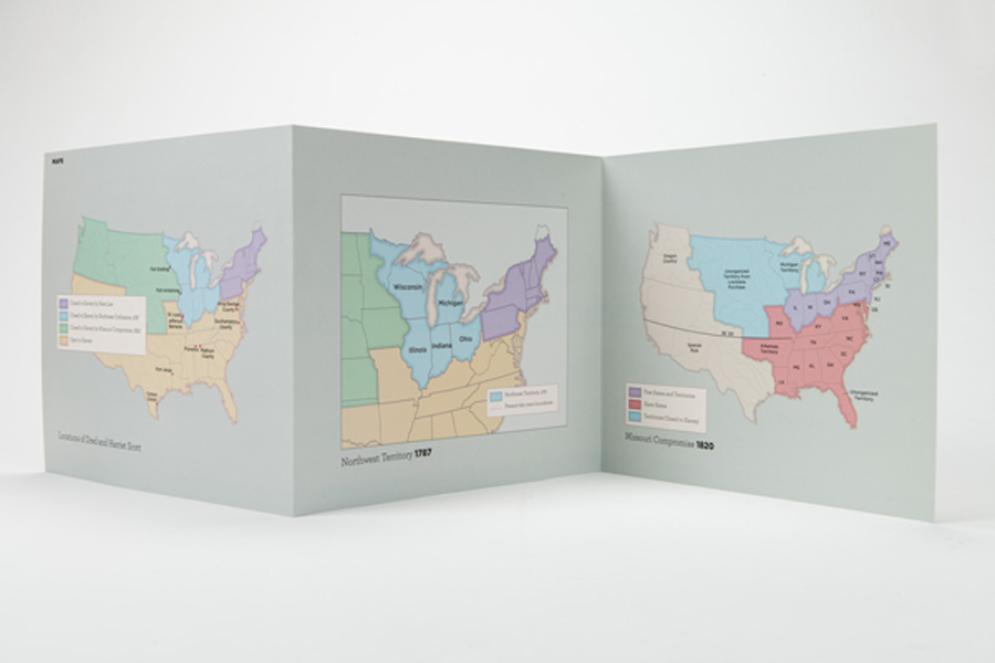 Dred Scott maps.