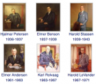 Governors of Minnesota