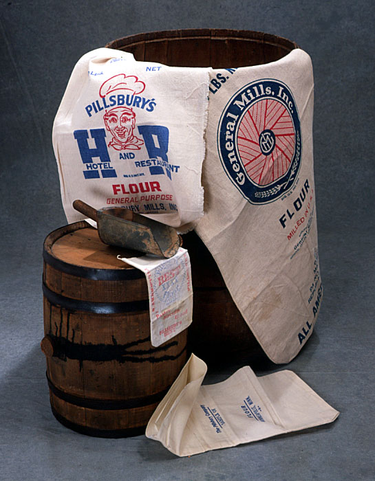 Flour industry objects