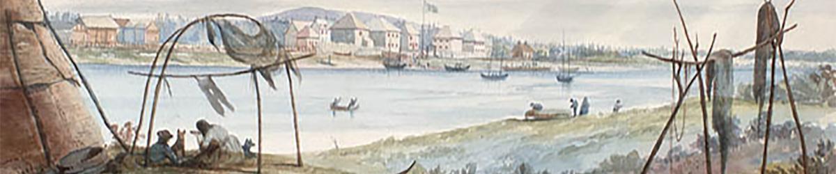 Fort William. 1866.