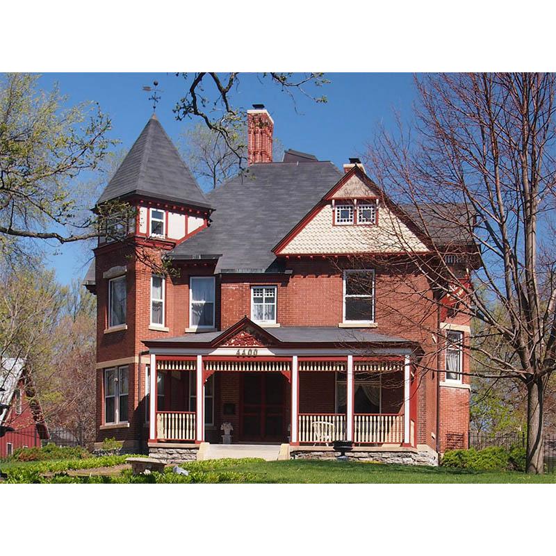 George W Baird House.
