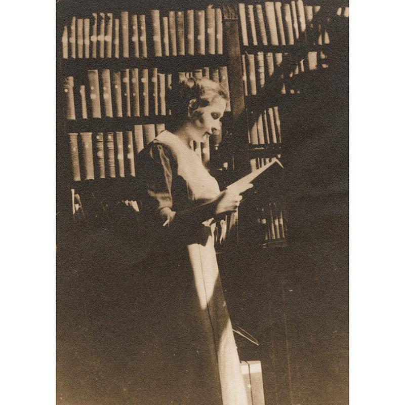 Gratia Countryman, 1910.