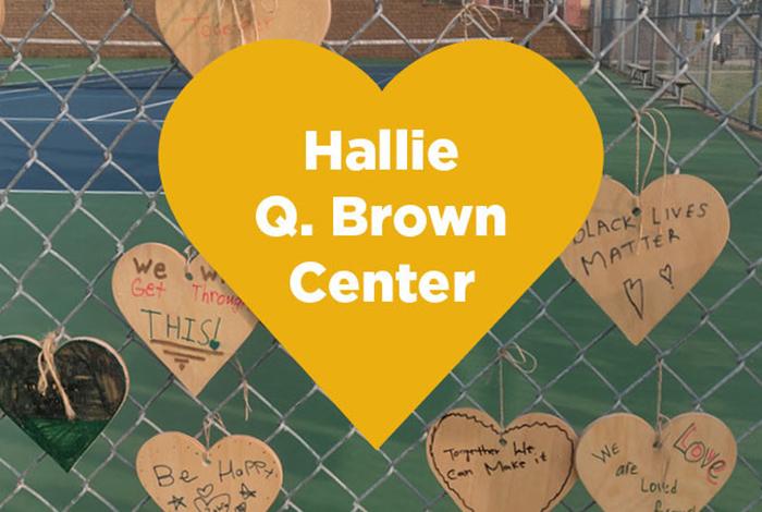 Hallie Q Brown Center.