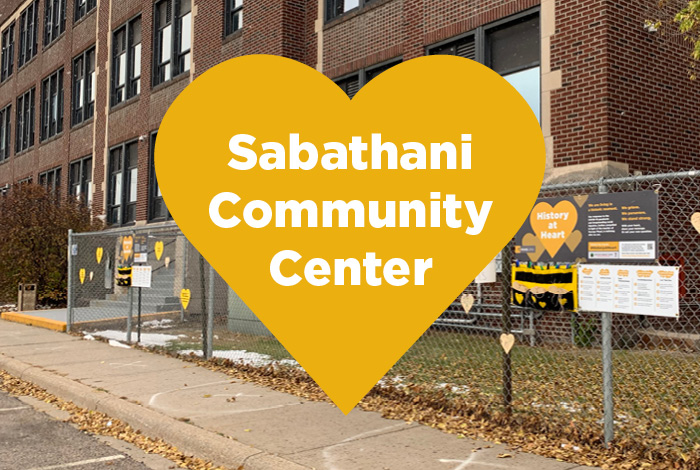 Sabathani Community Center.