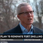 Plan to revitalize Historic Fort Snelling includes $34 million request