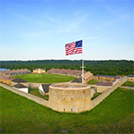 What could draw Blacks to Historic Fort Snelling?