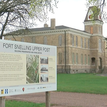 Fort Snelling Declared National Treasure