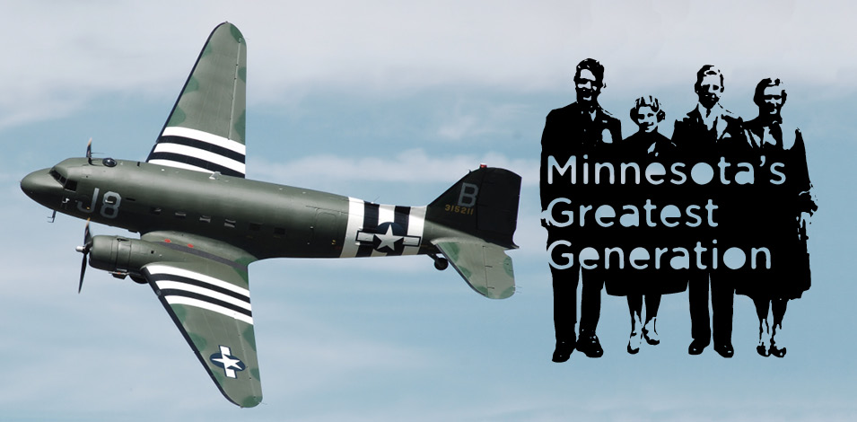 Minnesota's Greatest Generation.