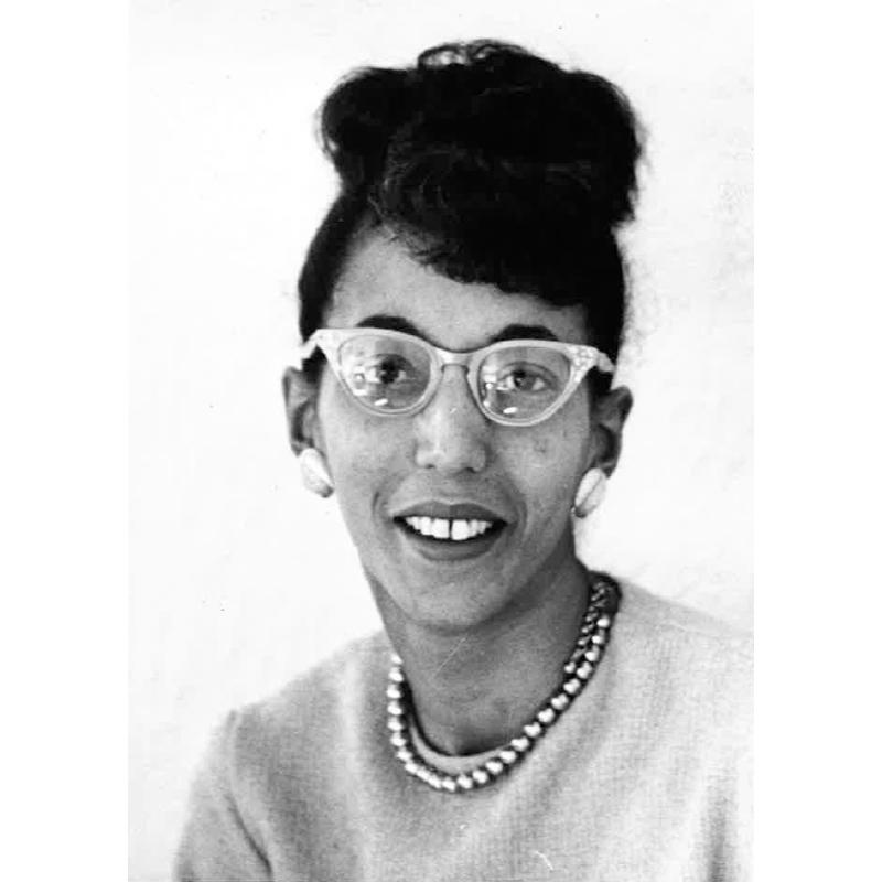 Katie McWatt, 1964.