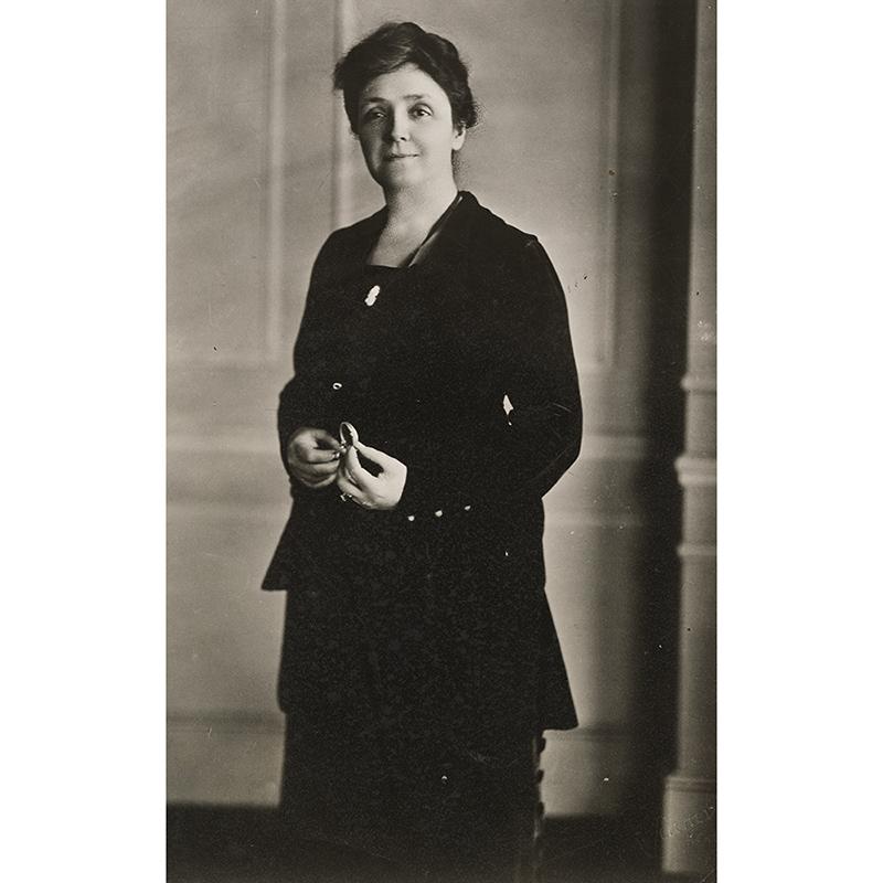 Mabeth Hurd Paige, 1912.
