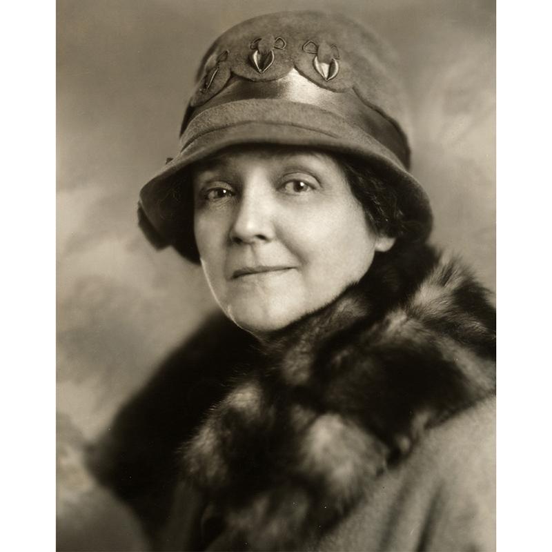 Mabeth Hurd Paige, 1920.
