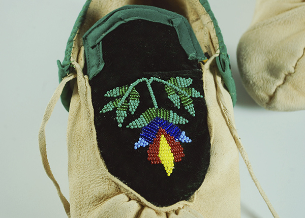 moccasin design Cole Jacobson